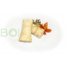 Блины с ветчиной и сыром (10 шт.)