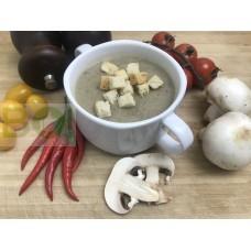 02. Крем-суп из шампиньонов (300г)