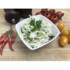 01. Салат из капусты с огурцом  (150г)