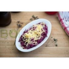 01. Салат Свекольный с сыром  (150г)